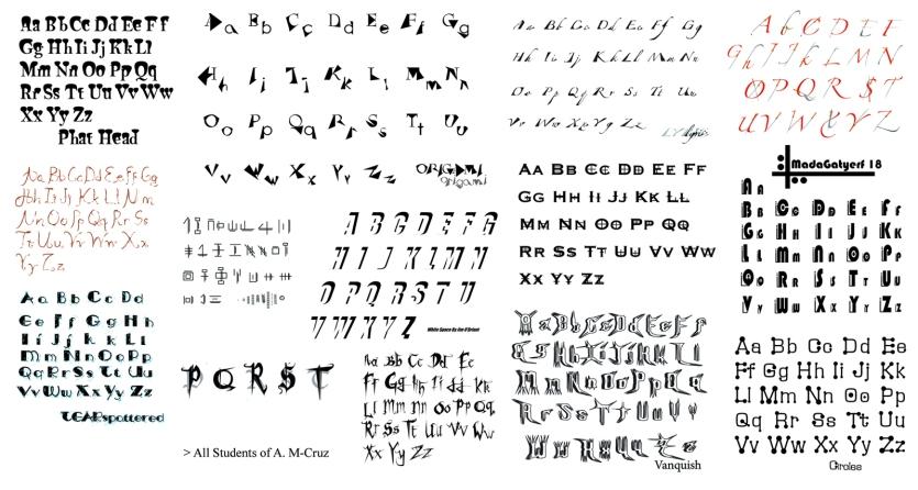 TypefaceInventions